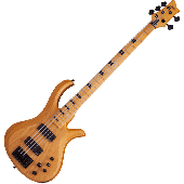 Schecter Riot-5 Session Electric Bass in Aged Natural Gloss Finish SCHECTER2853