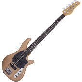 Schecter CV-5 Electric Bass Gloss Natural  SCHECTER2493