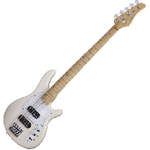 Schecter CV-5 Electric Bass Ivory  SCHECTER2495