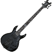 Schecter Mephisto King Ov Hell Signature Electric Bass in Gloss Black Finish SCHECTER286