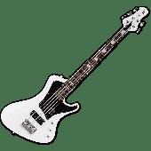 ESP LTD Stream-205 Electric Bass in Snow White LSTREAM205SW