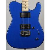 G&L USA ASAT HH RMC Electric Guitar Midnight Blue Metallic