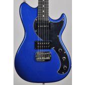 G&L USA Fallout Electric Guitar Midnight Blue Metallic