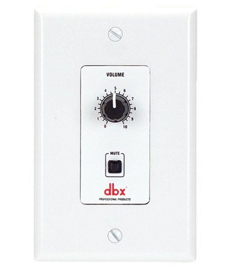 dbx ZC2 Wall-Mounted Zone Controller