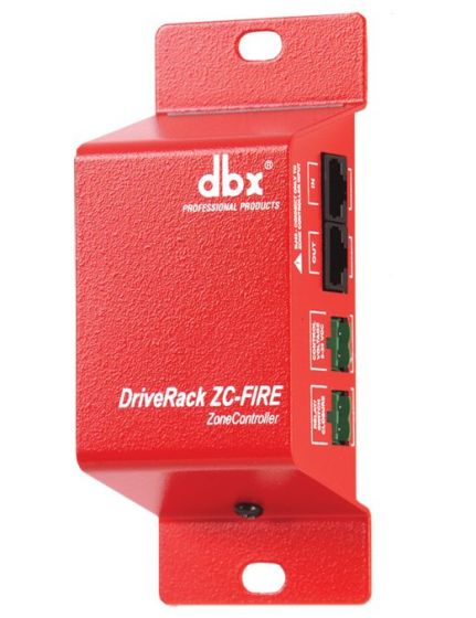 dbx ZC-FIRE ZonePRO Fire Safety Interface