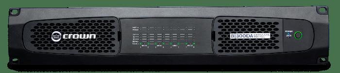 Crown Audio DCi 8|300DA Drivecore Install DA Series Power Amplifier with Dante