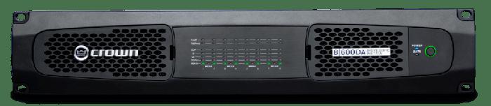 Crown Audio DCi 8|600DA Drivecore Install DA Series Power Amplifier with Dante