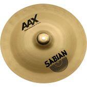 """Sabian 14"""" AAX Mini Chinese Brilliant Finish 21416XB"""