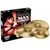 Sabian AAX Max Splash Set