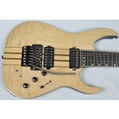 Schecter Banshee Elite-7 FR S Electric Guitar Gloss Natural USED