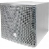 JBL AC118S 18 High Power Subwoofer System White AC118S-WH