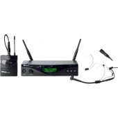 AKG WMS470 PRESENTER SET BD8 - Professional Wireless Microphone System B-Stock 3309H00380.B
