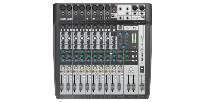 Soundcraft Signature 12MTK Professional Console