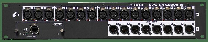 Soundcraft Mini Stagebox MSB-16R - 5049657