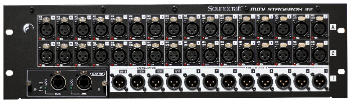 Soundcraft Mini Stagebox MSB-32R - 5049661