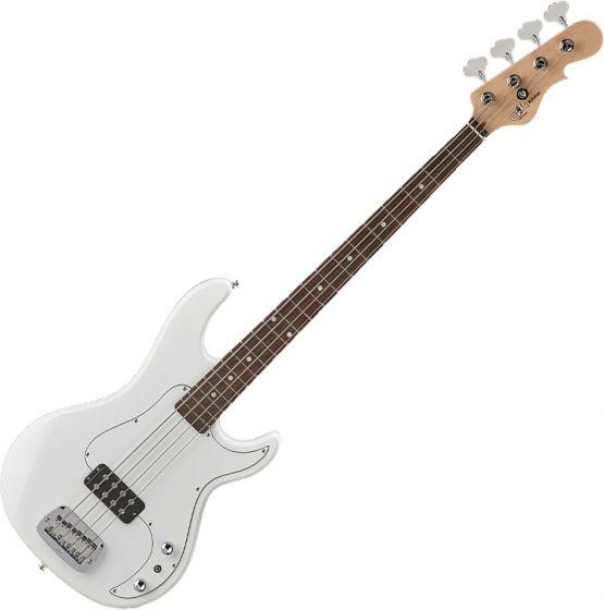 G&L Tribute Kiloton Electric Bass Olympic White