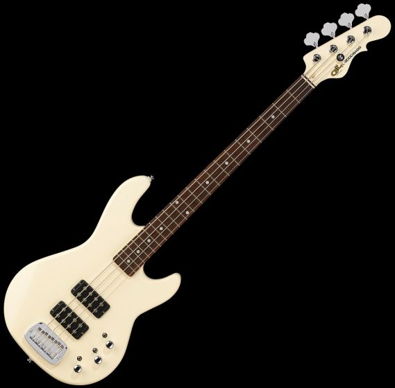G&L Tribute L-2000 Electric Bass Olympic White