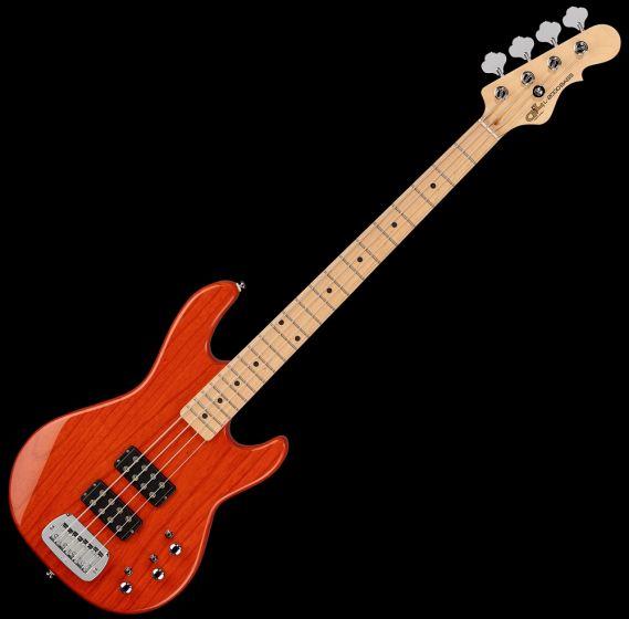 G&L Tribute L-2000 Electric Bass Clear Orange