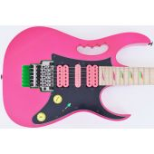 Ibanez Steve Vai Signature JEM777 Electric Guitar Shocking Pink
