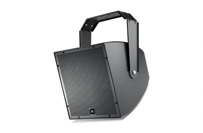 JBL AWC129 All-Weather Compact 2-Way Coaxial Loudspeaker with 12 LF Black