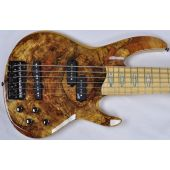 ESP LTD RB-1006SM NAT 6-String Electric Bass Guitar in Natural B-Stock