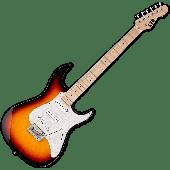 ESP LTD SN-200W Electric Guitar in Tobacco Sunburst B-Stock LSN200WM3TB.B
