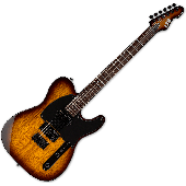 ESP LTD TE-200 Electric Guitar in Tobacco Sunburst B-Stock LTE200RTSB.B