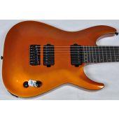 Schecter Keith Merrow KM-7 Electric Guitar Lambo Orange