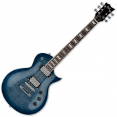 ESP LTD EC-256FM Flamed Maple Top Electric Guitar Cobalt Blue B-Stock LEC256CB.B