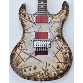 ESP E-II Richard Z RZK-I Burnt Electric Guitar with Case