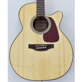 Takamine GN93CE-NAT G-Series Cutaway Acoustic Electric Guitar in Natural Finish B-Stock