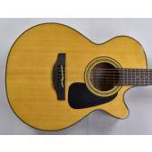 Takamine GF30CE-NAT G-Series G30 Cutaway Acoustic Electric Guitar Natural B-Stock