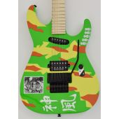 ESP LTD GL-KAMI4 George Lynch Electric Guitar Kami-4 Graphic