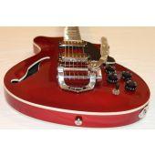 ESP LTD X-Tone Paramount PS-2V Candy Apple Red Sample/Prototype Electric Guitar 6SXPS2VCAR