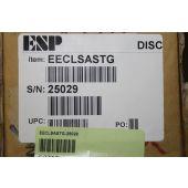 ESP Eclipse Semi-Acoustic See Thru Green