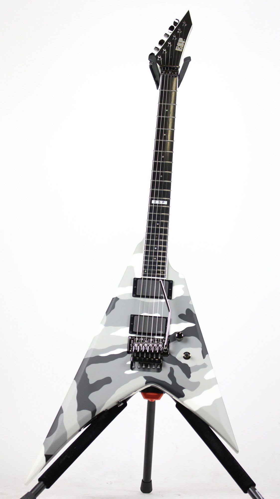 esp sv ii standard urban camo electric guitar 6. Black Bedroom Furniture Sets. Home Design Ideas