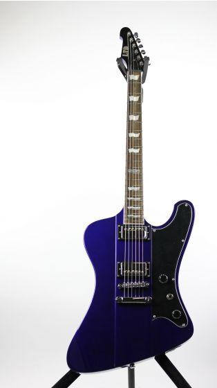 ESP LTD Phoenix-401 Electric Blue Sample/Prototype Electric Guitar
