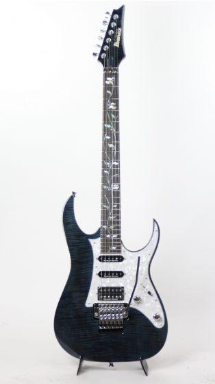 Ibanez RG8540ZD DLL Dark Lapis Lazuli J Custom Electric Guitar w/ Case RARE