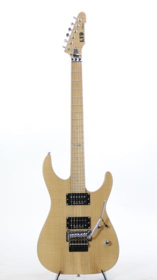 ESP LTD M-1000 SE Vintage Natural Satin 2015 Electric Guitar
