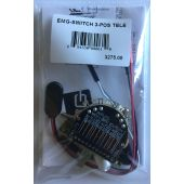 EMG 3 POS Tele Switch -T3 B162 Solderless 3275.00