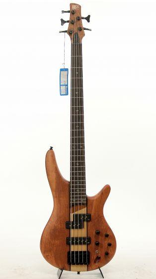 Ibanez SR755 NTF 2015 Natural Flat Electric Bass Guitar