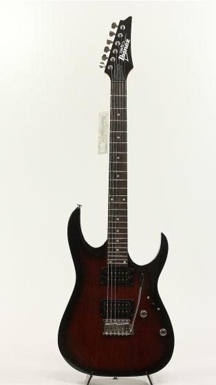 Ibanez IJRG220Z Jumpstart Walnut Sunburst Electric Guitar Pack