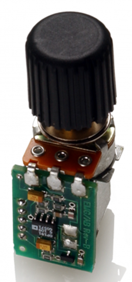 EMG AB After Burner Variable Gain Boost Pickup Control Pot