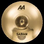 "Sabian 16"" AA Raw Bell Crash Brilliant Finish 2160772B"
