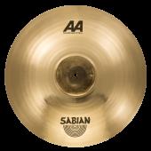 "Sabian 20"" AA Raw Bell Crash Brilliant Finish 2200772B"