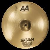 "Sabian 21"" AA Bash Ride Brilliant Finish 221BCB"