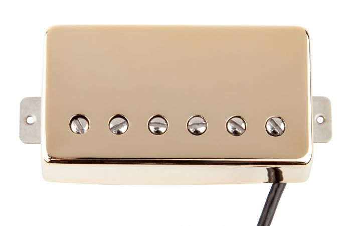 Dean Nostalgia Neck Gold Cover DPU NN GC
