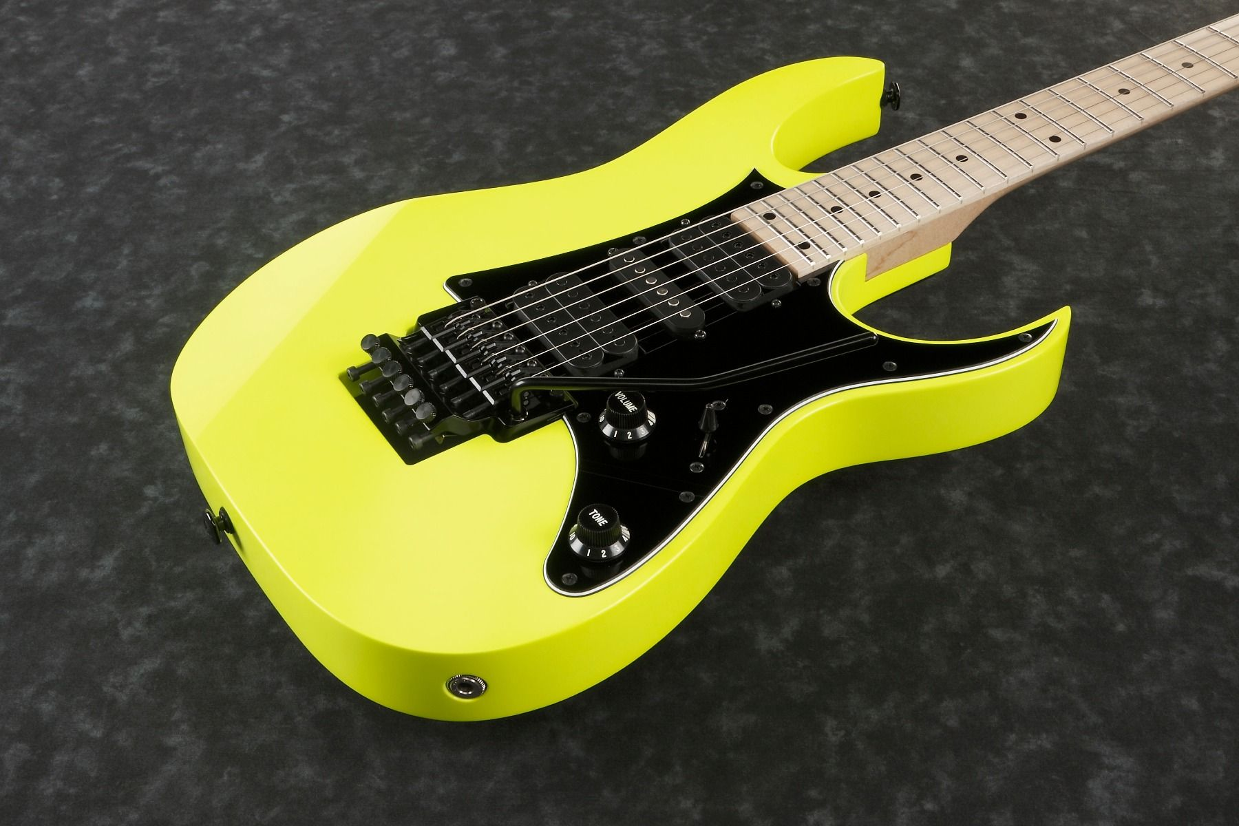 Ibanez RG Genesis Collection Desert Sun Yellow RG550 DY Electric Guitar