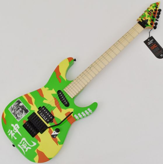 ESP LTD GL-KAMI4 George Lynch Electric Guitar Kamikaze Graphic B Stock
