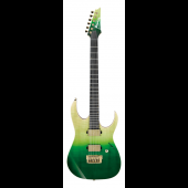 Ibanez Luke Hoskin Signature LHM1 TGG Transparent Green Gradation Electric Guitar w/Bag LHM1TGG